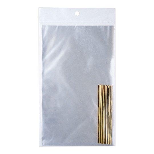 透明袋 クリアバッグ Mサイズ