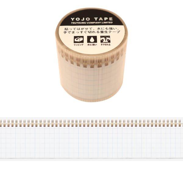 養生テープ ノート リングメモ 45mm