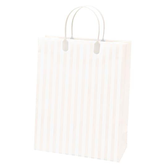 耐水バッグ ホワイト 発泡バッグ パール