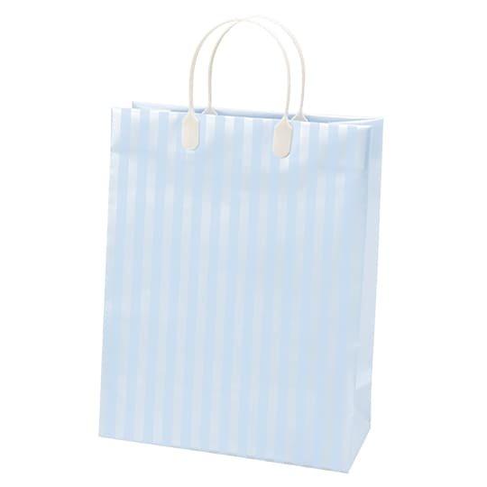 耐水バッグ ブルー 発泡バッグ パール