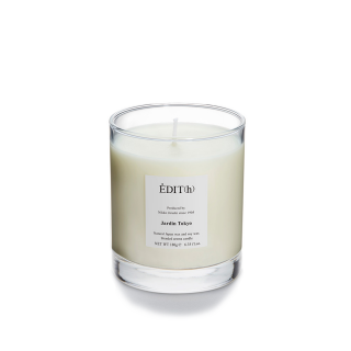 Jardin Tokyo / Japan wax and soy wax blended aroma candle