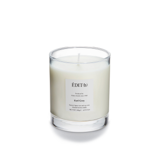Earl Grey / Japan wax and soy wax blended aroma candle