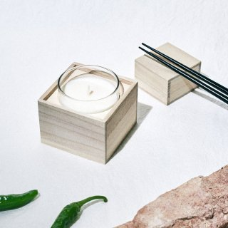 <img class='new_mark_img1' src='https://img.shop-pro.jp/img/new/icons13.gif' style='border:none;display:inline;margin:0px;padding:0px;width:auto;' />Jardin Tokyo / aroma candle ( Natural Japan wax and soy wax original blend)
