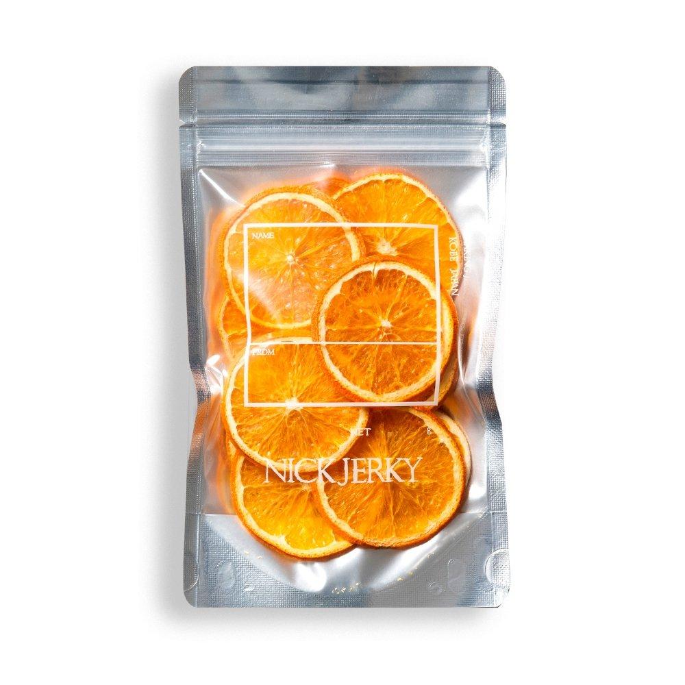 ORANGE 無添加ドライフルーツ オレンジ  30g