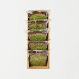 【ギフト対応可】  抹茶のパウンドケーキ