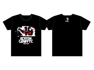 ROTTENGRAFFTY 19thTシャツ【RO1159】