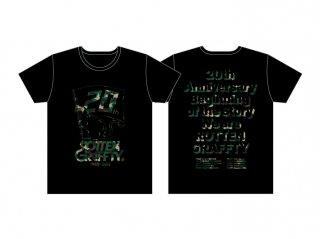 ROTTENGRAFFTY TOUR Tシャツ season2【RO1166BK】