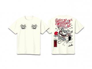 ROTTENGRAFFTY 鼠小僧Tシャツ