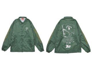 ROTTENGRAFFTY×COCOLO BLAND コーチジャケット【CB-CL-610】
