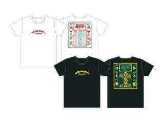 ROTTENGRAFFTY HALLELUJAH TOUR T-shirt