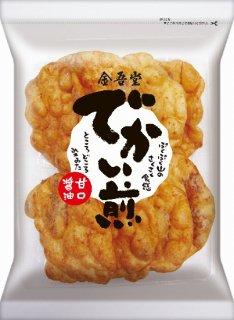 金吾堂製菓 <br>でかい煎