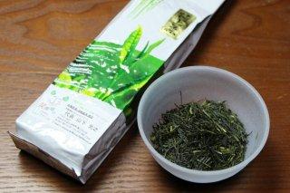 令和3年度産 無農薬 特上茶200g袋入り【浅蒸し茶】