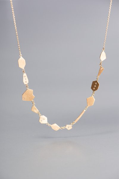 NR20 / Plate Necklace