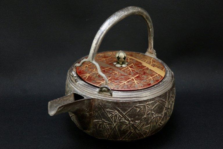 鉄銚子/ Iron Sake Pourer