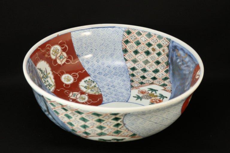 伊万里色絵大鉢 / Imari Large Polychrome Bowls (L)