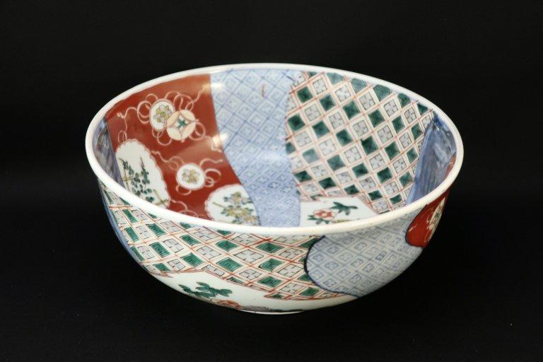伊万里色絵大鉢 / Imari Large Polychrome Bowls (M)