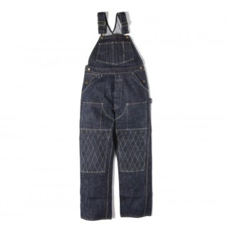 TROPHY CLOTHING 1603W WKNEE CARPENTER OVERALLS