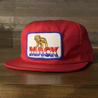 Mack Truck マックトラック VTG トラッカーキャップ USA製 レッド