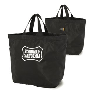<img class='new_mark_img1' src='https://img.shop-pro.jp/img/new/icons5.gif' style='border:none;display:inline;margin:0px;padding:0px;width:auto;' />STANDARD CALIFORNIA  PORTER × SD Packable Utility Tote Bag/Black