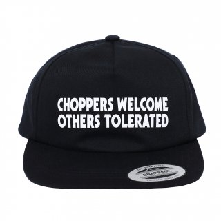 <img class='new_mark_img1' src='https://img.shop-pro.jp/img/new/icons5.gif' style='border:none;display:inline;margin:0px;padding:0px;width:auto;' />PORKCHOP GARAGE SUPPLY CHOPPERS WELCOME CAP/BLACK