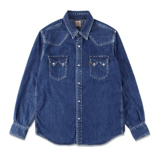 <img class='new_mark_img1' src='https://img.shop-pro.jp/img/new/icons5.gif' style='border:none;display:inline;margin:0px;padding:0px;width:auto;' />STANDARD CALIFORNIA SD Denim Western Shirt
