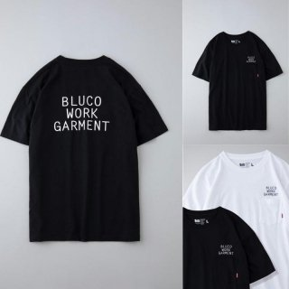 <img class='new_mark_img1' src='https://img.shop-pro.jp/img/new/icons5.gif' style='border:none;display:inline;margin:0px;padding:0px;width:auto;' />BLUCO  POCKET TEE'S -BWG- OL-803-021 /2Color
