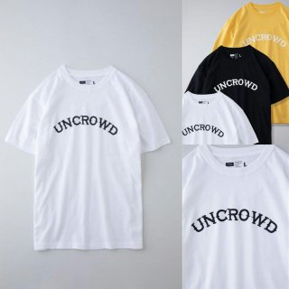 <img class='new_mark_img1' src='https://img.shop-pro.jp/img/new/icons5.gif' style='border:none;display:inline;margin:0px;padding:0px;width:auto;' />UNCROWD PRINT TEE'S -logo-