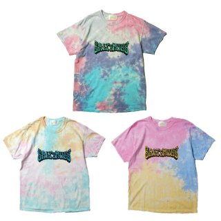 <img class='new_mark_img1' src='https://img.shop-pro.jp/img/new/icons5.gif' style='border:none;display:inline;margin:0px;padding:0px;width:auto;' />SALT&MUGS PSYCHEDELIC H LOGO TEE /3Color