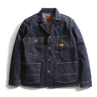 <img class='new_mark_img1' src='https://img.shop-pro.jp/img/new/icons57.gif' style='border:none;display:inline;margin:0px;padding:0px;width:auto;' />TROPHY CLOTHING 2604 Dirt Denim Coverall