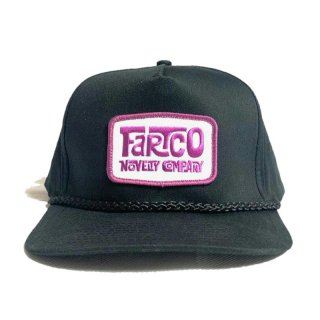 <img class='new_mark_img1' src='https://img.shop-pro.jp/img/new/icons5.gif' style='border:none;display:inline;margin:0px;padding:0px;width:auto;' />FARTCO GOOFY  SNAPBACK CAP /Black