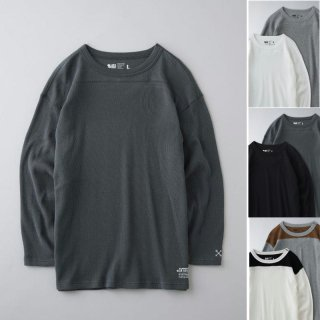 <img class='new_mark_img1' src='https://img.shop-pro.jp/img/new/icons5.gif' style='border:none;display:inline;margin:0px;padding:0px;width:auto;' />BLUCO  2PAC THERMAL SHIRTS-football-  /3Color