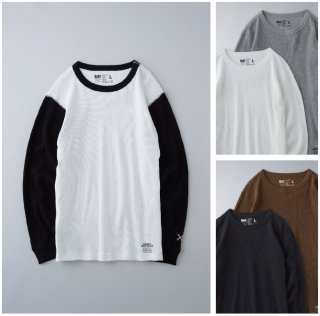 <img class='new_mark_img1' src='https://img.shop-pro.jp/img/new/icons5.gif' style='border:none;display:inline;margin:0px;padding:0px;width:auto;' />BLUCO  2PAC THERMAL SHIRTS-set in- /3Color