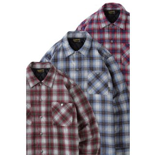 <img class='new_mark_img1' src='https://img.shop-pro.jp/img/new/icons5.gif' style='border:none;display:inline;margin:0px;padding:0px;width:auto;' />BLUCO  QUILTING SHIRTS /3Color