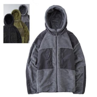 <img class='new_mark_img1' src='https://img.shop-pro.jp/img/new/icons5.gif' style='border:none;display:inline;margin:0px;padding:0px;width:auto;' />UNCROWD MILITARY FLEECE HOODIE /3Color