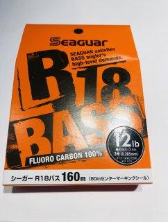 シーガー R18 バス 12lb
