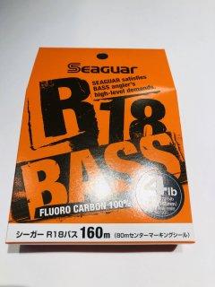 シーガー R18 バス 4lb