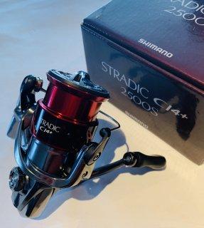 シマノ 16 ストラディック CI4+ 2500S