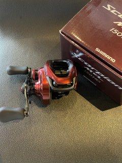 シマノ 19 スコーピオン MGL 150 HG 7.4 右