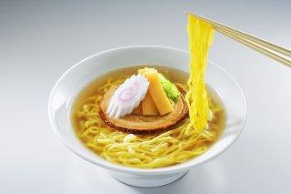 喜多方インスタントラーメンあっさり派?こってり派?醤油味10食詰め合わせ(五十嵐製麺)