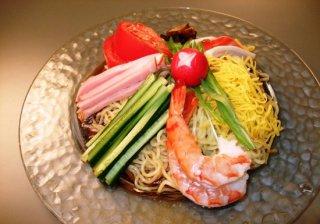 【ご家庭常備品】 喜多方生ラーメン温冷10食セット(五十嵐製麺)