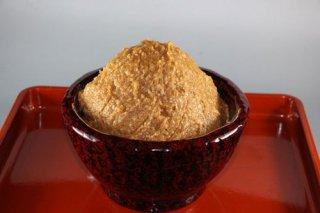三年生味噌(600g)(金太郎そば山本屋)