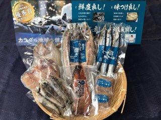 【送料無料対象】 小名浜市場めしセット(上野台豊商店)