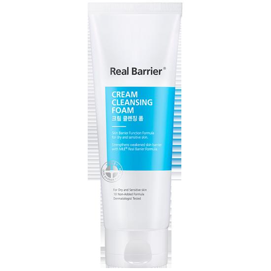 【Real Barrier】リアルバリア クリームクレンジングフォーム ATOPALM Real Barrier Cream Cleansing  Foam 150g