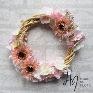 光触媒加工・壁掛けリース【wreath359】オシャレな壁掛けです。wreath(リース)は永遠と健康と愛情の象徴です。