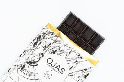 CLASSIC RAW CHOCOLATE 「JAPANESE CHILI 」 /  クラシックローチョコレート 「七味」