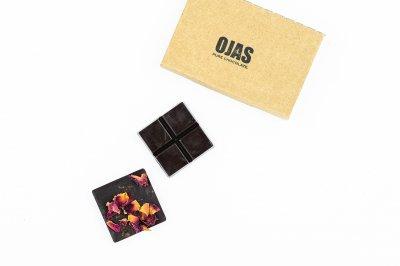 ROSE BOX RAW CHOCOLATE / ボックスローチョコレート