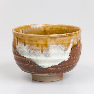 高取焼 茶碗 高取八山作 (十二代)