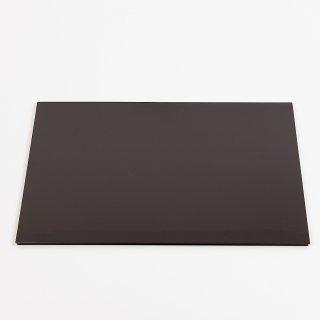 薄板 黒真塗 矢筈板