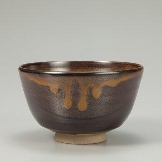 高取 茶碗 高取八山作(12代)