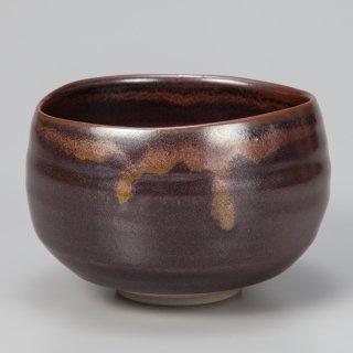 高取焼 茶碗 高取八山作(12代)